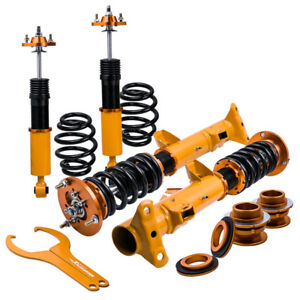 Coilovers Kit For Bmw 3 Series E36 318 323 325 Adj Height Shock Absorbers