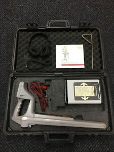 Radiodetection Locator Pxl2 fd1 Cable Pipe Detector W Rd400 Lctx Transmitter