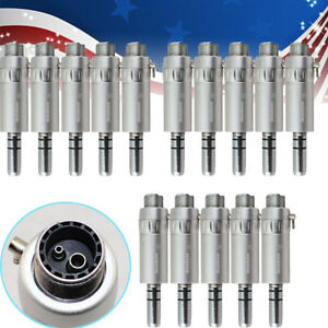 15 dental Oral Slow Low Speed Handpiece E type Air Motor 2hole Health Care Ce Us