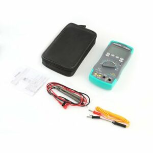 Digital Multimeter Auto Range Tester Ohm Frequency Diode Transistor Tester Np
