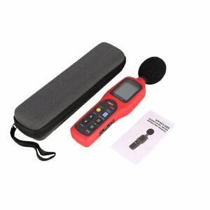 Uni t Ut352 Digital Sound Level Meter 30 130db Noise Tester Decibel Testers F7