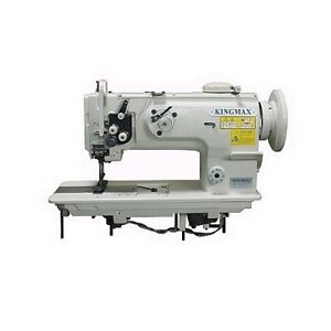 Kingmax Gc1560 Walking Foot Double Needle Industrial Sewing Machine Head Only