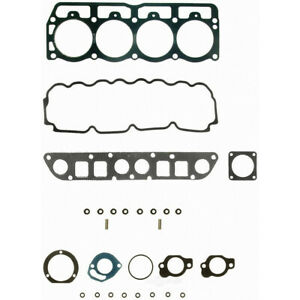Engine Cylinder Head Gasket Set Fel pro Fits 91 93 Jeep Wrangler 2 5l l4