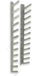12 Place Screen Printing Squeegee Rack Holder Organizer Screenprinting