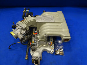 94 95 Ford Mustang 5 0l Oem Upper Lower Intake Manifold Clean Used 1994 1995 2
