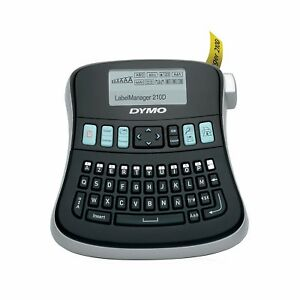 Label Maker Machine For Wire Easy Compact Home Use Office Warehouse File Labeler