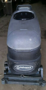 Advance Convertamatic 24c c Industrial Automatic Floor Scrubber Vacuum Machine