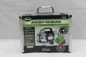 Slime Super Duty Tire Inflator Pro Series 40048 New