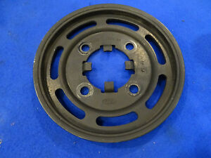 94 95 Ford Mustang 302 5 0l Oem Crank Pulley 1994 1995 Used Take Off