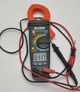 Clamp Meter Extech Ma220 Ac And Dc Amps