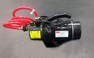Dayton 3yu60a 1 2 Hp Sprinkler utility Pump With Hose
