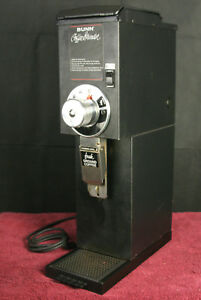 Bunn Model G3 Hd Automatic Gourmet Grocery Commercial Retail Coffee Grinder