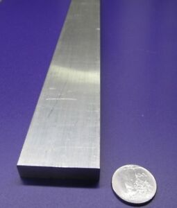 2024 T651 Aluminum Bar 1 2 500 Thick X 2 0 Wide X 12 Length