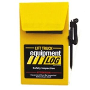 Ironguard 70 1062 Lift Truck Log For Electric Counterbalance