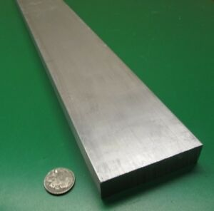 2024 T351 Aluminum Bar 3 4 750 Thick X 3 0 Wide X 36 Length