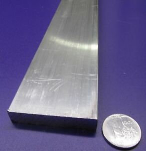 2024 T351 Aluminum Bar 1 2 500 Thick X 2 1 2 Wide X 12 Length