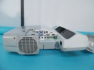 Epson Brightlink 450wi Interactive Short Throw Projector Not Working