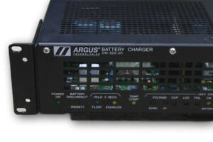 Argus Battery Charger Model 010 523 20 For Mtr2000 Quantar Repeaters 24 Vdc