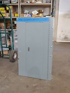 Square D 225 Amp Mlo 3 Phase 42 Circuit Panelboard
