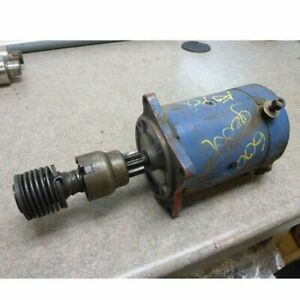 Used Starter Less Drive Style 3110 Ford 2120 4140 4000 2000 801 4130 Naa
