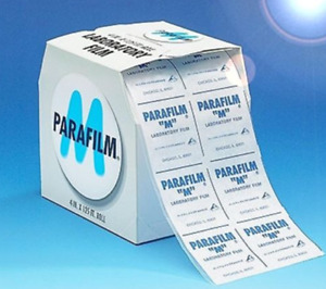 New Laboratory Sealing Film Parafilm Pm 996 Retail 4 Inches 10cm wide