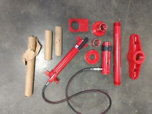 Us Jack 5 52029 Starter Kit 20 Ton Hydraulic Jack Porta Power Kit
