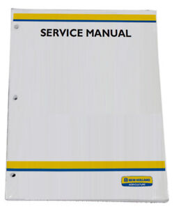 New Holland 1320 1520 1620 1715 1720 Tractor Service Repair Manual