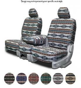 Custom Fit Aztec Seat Covers For Geo Tracker