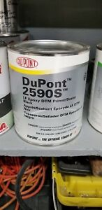 Dupont 2590s Black Gallon Lf Dtm Epoxy Primer Sealer