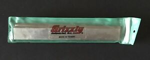 Original Grizzly G6698 8 X 1 X 1 8 Hss Jointer Knives Set Of 3