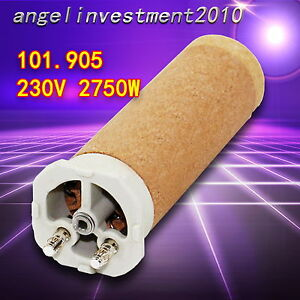 230v 2750w Heating Element For Leister Didoe S And Triac S 101 905