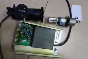 Hamamatsu R3896 05 Photomultiplier Laser High Voltage Power Supply a Suit Of