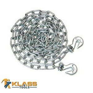 5 16 Heavy Duty Tow Chain 14 Feet
