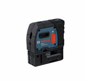 Bosch Gpl 5 S 5 point Self Leveling Alignment Laser New