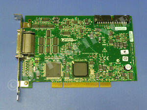 National Instruments Pci 6225 Ni Daq Card 80ch Analog Input Multifunction