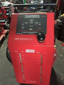 Transmission Flush Snap On Tools Motorvac 2