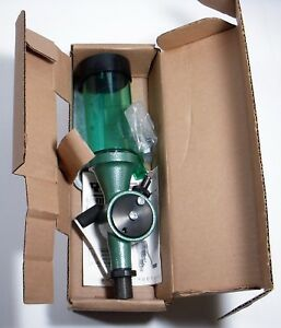 NEW - RCBS UNIFLOW POWDER MEASURE with SMALL CYLINDER - NEW IN BOX