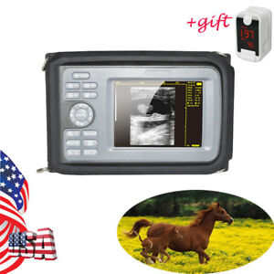 V8 Portable Ultrasound Scanner System Handscan Animal Veterinary Vet Livestock