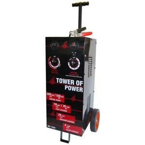 Autometer Wheel Charger Tower Of Power Man 70 30 4 280 Amp Amwc 7028