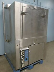 heinicke H d Commercial Door Type Laboratory Glassware Dishwasher 208v 3ph