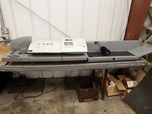 Used Hasler Wj185 Mailing Machine In Use Free Pick up