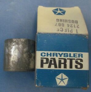 Nos 1960 1965 All Dodge Plymouth 6 Cylinder Transmission Case Extension Bushing