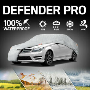 Motor Trend Defender Pro 6 Layer Waterproof Car Cover For Mazda Miata 1990 2005