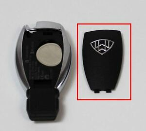 Genuine Mercedes Benz Maybach W222 Mm Logo Badge Key Fob Battery Cover