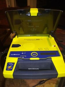 Cardiac Science Powerheart G3 Aed W Oem Battery Pads Case