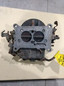 1966 Sunbeam Tiger Holley Carburetor 2 Barrel