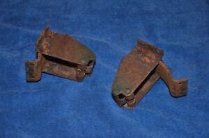 1939 1940 1941 1946 Gmc Chevrolet Pickup Truck Windshield Hinges