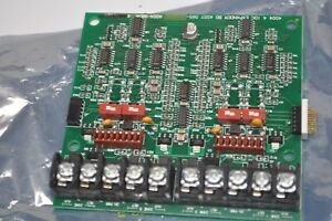 New Simplex Tyco Fire Alarm Control Panel Circuit Expander Board Pcb 4004 9804