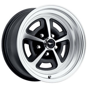 Legendary Wheel Co Lw50 60854a Mustang Magnum 500 Wheel 65 73