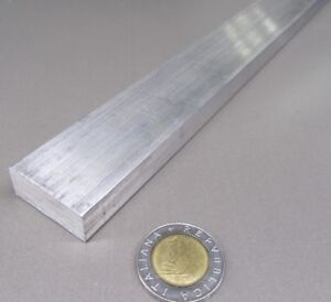2024 T351 Aluminum Bar 1 2 500 Thick X 1 1 4 Wide X 12 Length